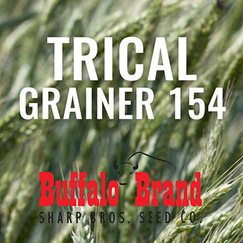 Trical Gainer 154 Awned (Bearded) Early Maturity