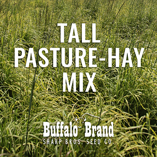 Tall Pasture Hay Mix