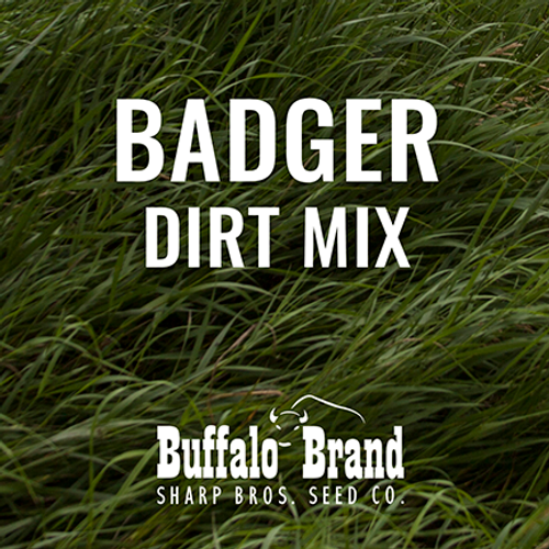 Badger Dirt Mix