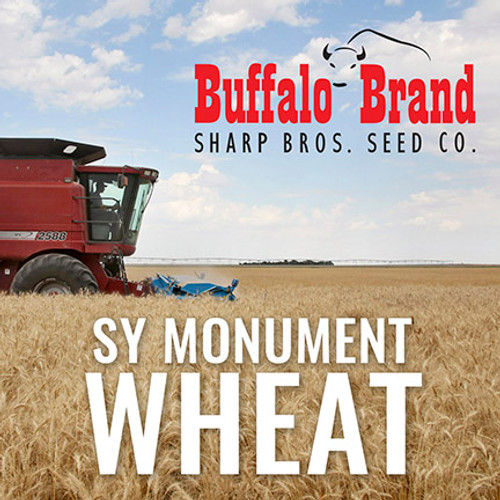 Wheat - SY Monument