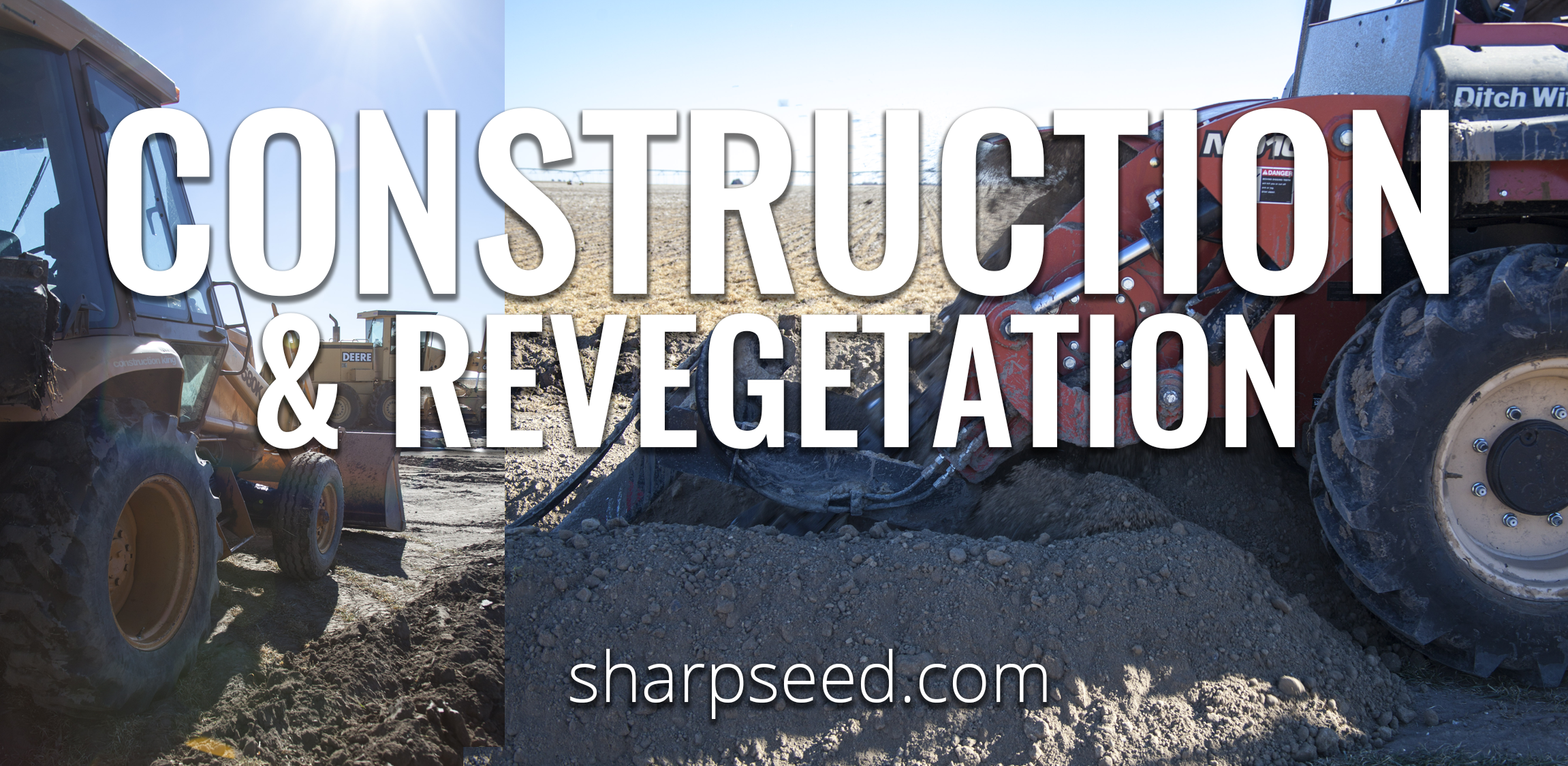​Construction/ Engineering Revegetation