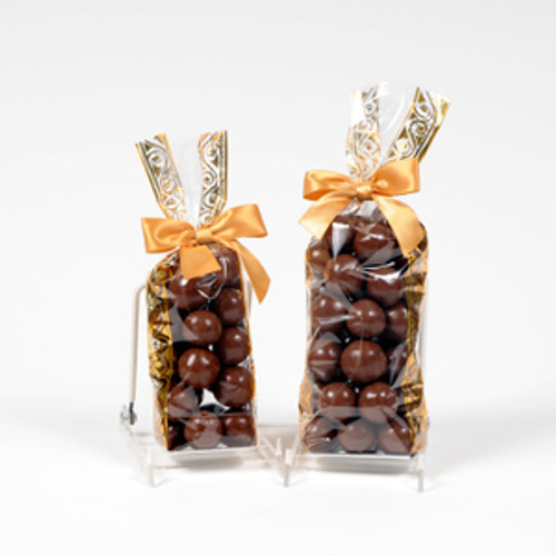 Milk Chocolate Malt Balls - Choose from 1/2lb or 1lb Gift Bag