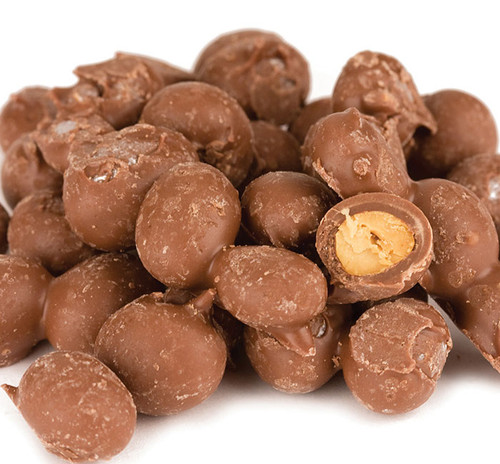 Double Dipped Milk Chocolate Covered Peanuts