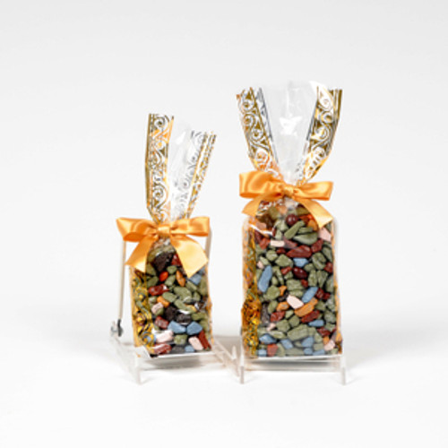 Milk Chocolate Rocks Candy - Choose from 1/2lb or 1lb Gift Bag