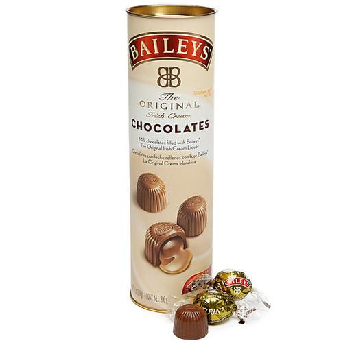 Baileys Irish Cream Chocolate Tubes
