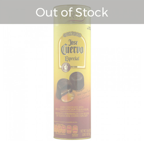 Liquor filled chocolate. with Jose Cuervo tequila - SOLD OUT