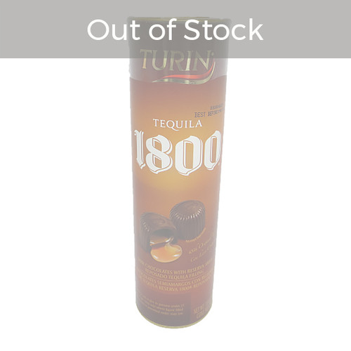 Liquor chocolates with tequila - SOLD OUT