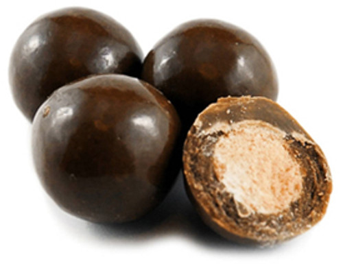 Milk chocolate malted milk balls