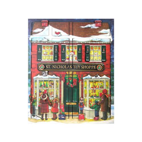 Musical Toy Shop Advent Calendar