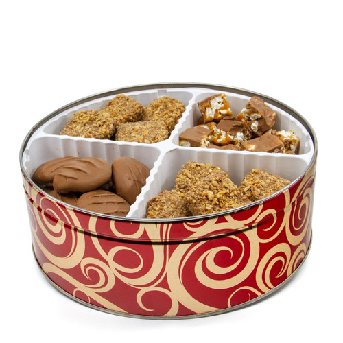 Deluxe Signature Chocolate Tin