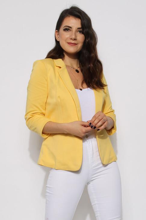 Women's Lemon Tailored Blazer
