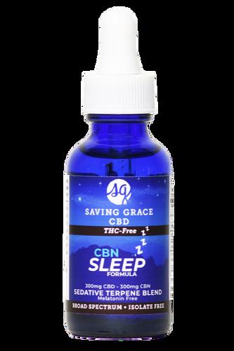 Saving Grace Sleep-THC Free
