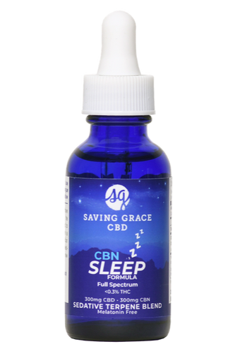 Saving Grace Sleep Full Spectrum