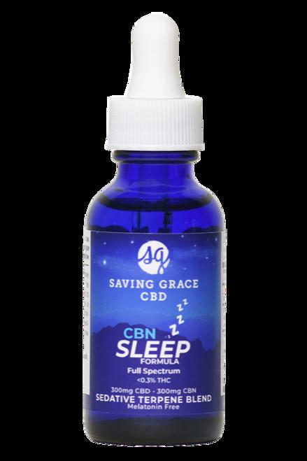 Saving Grace Sleep Full Spectrum