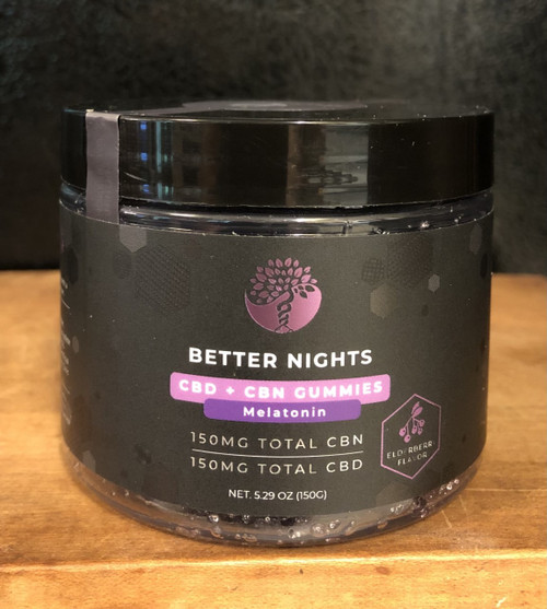 Creating Better Days Better Nights CBD/CBN/Melatonin (5mg/5mg/2.5mg)
