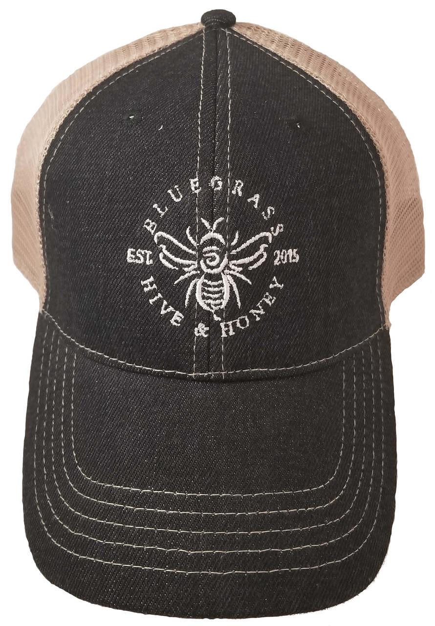 6b8ceee9043b9f Bluegrass Hive & Honey Baseball Cap