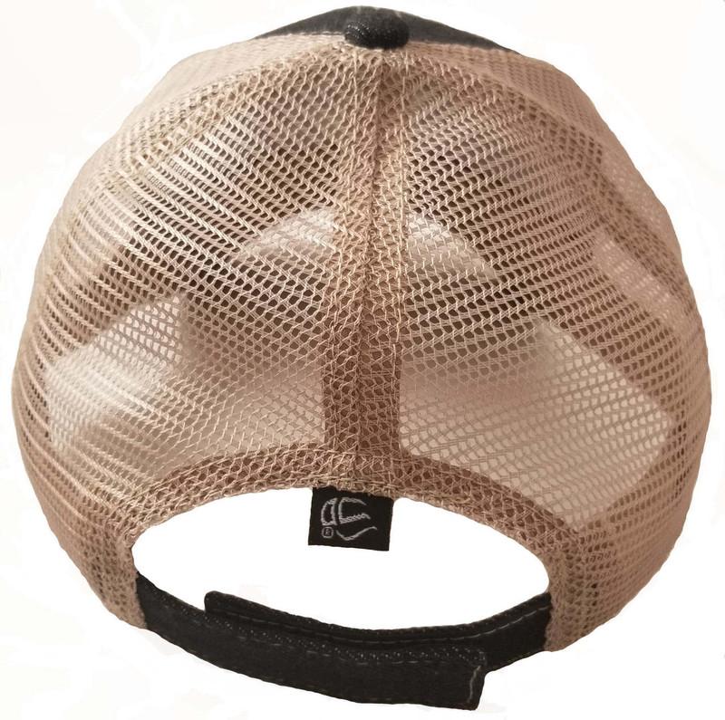 4a29fb3ce1254b ... Bluegrass Hive & Honey Baseball Cap Back. Quantity: