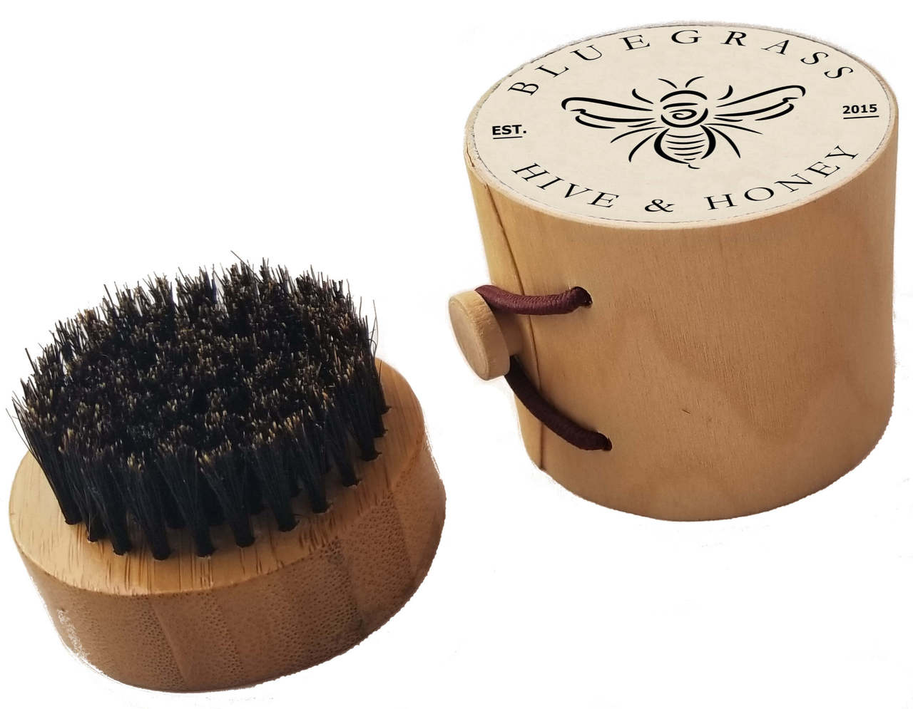 Bamboo Beard Grooming Brush