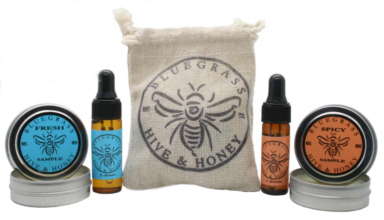 Deluxe Travel and Trial Beard Kit