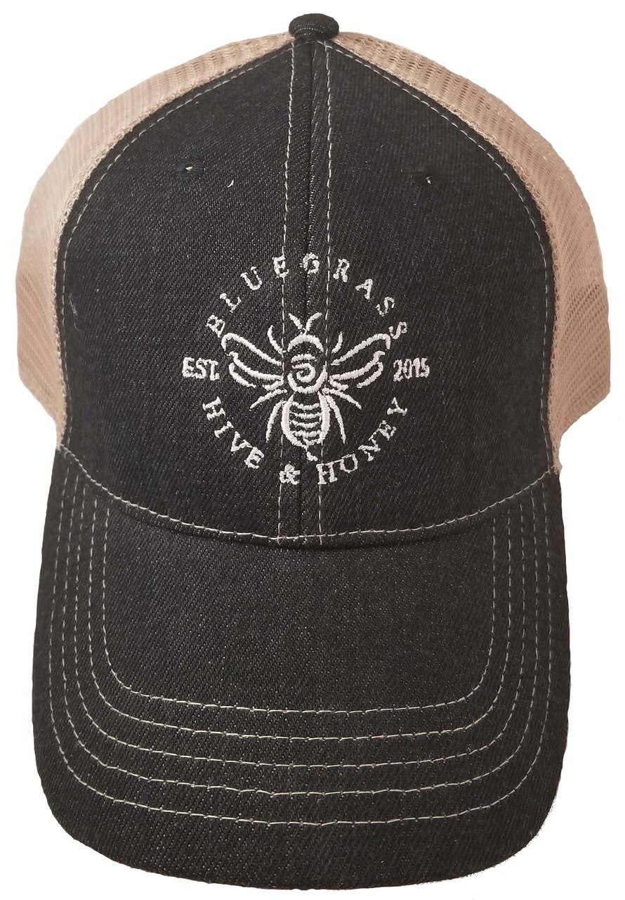 Bluegrass Hive & Honey Baseball Cap