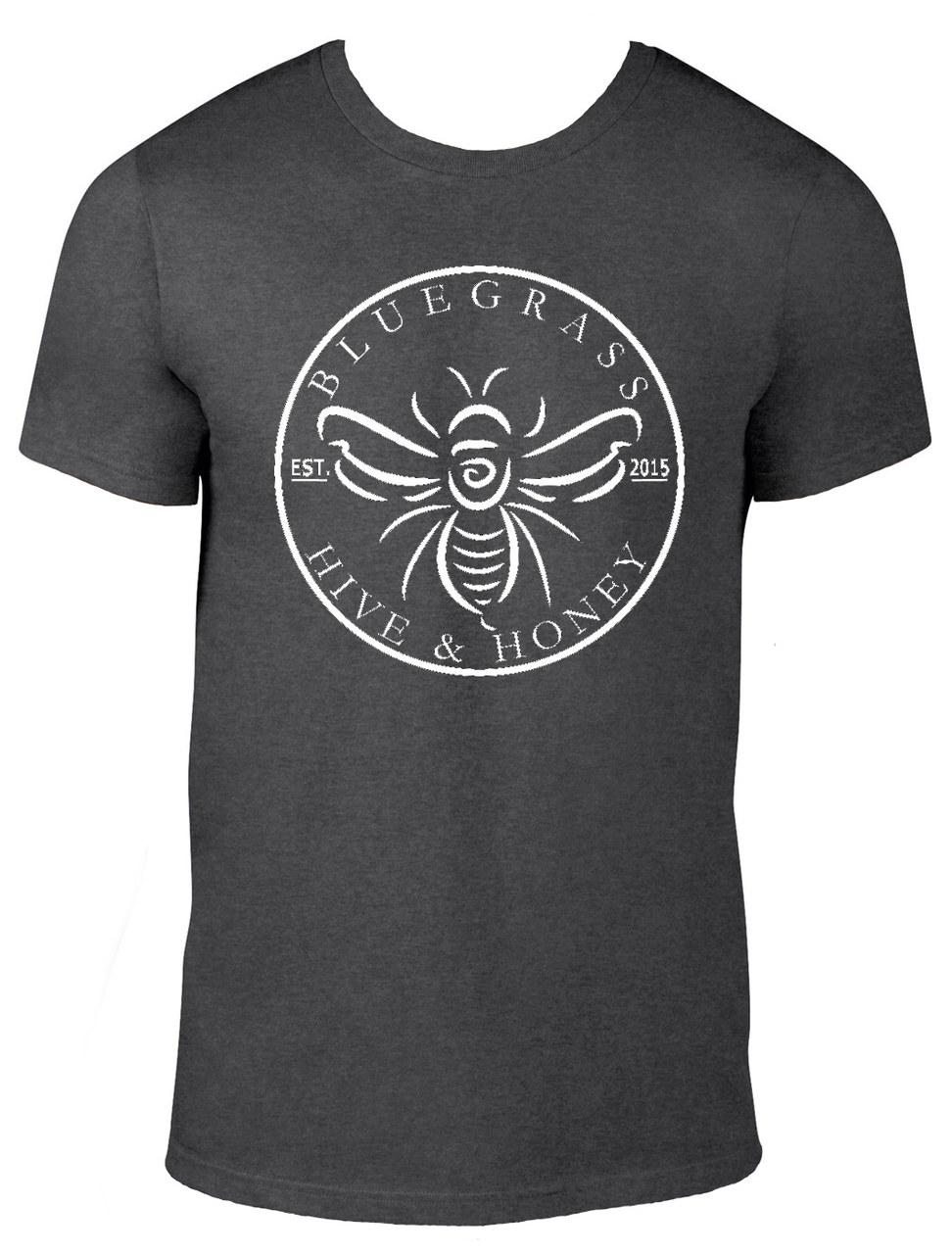 Bluegrass Hive and Honey Men's T-Shirt