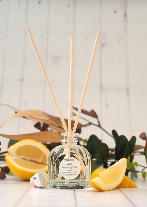 WILD LEMONGRASS ROOM DIFFUSER
