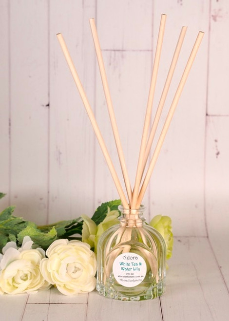 WHITE TEA & WATER LILY ROOM DIFFUSER