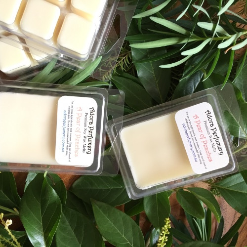 A Pear of Peaches Soy Wax Melts
