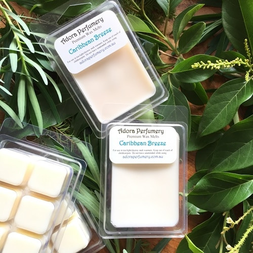 Caribbean Breeze Soy Wax Melts