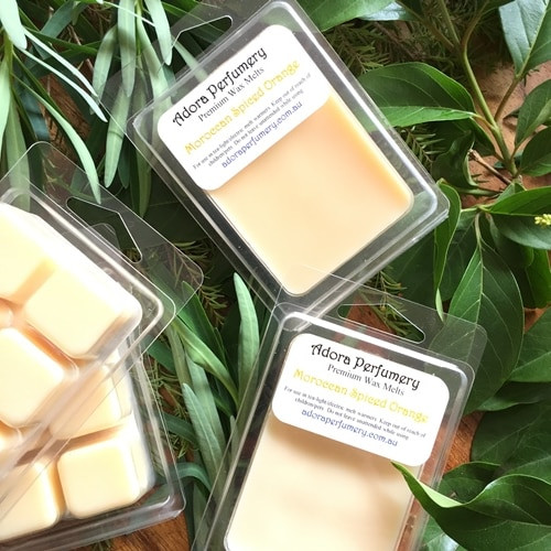 Moroccan Spiced Orange Soy Wax Melts