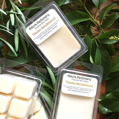 Tibetan Sandalwood Soy Wax Melts