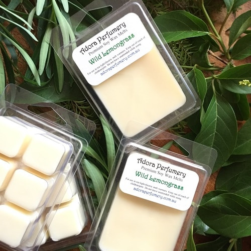 Wild Lemongrass Soy Wax Melts