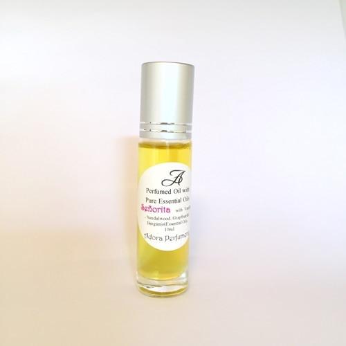 Senorita Roll On Perfume