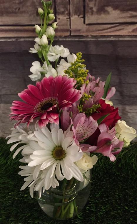 Mini Mix Flower Arrangement