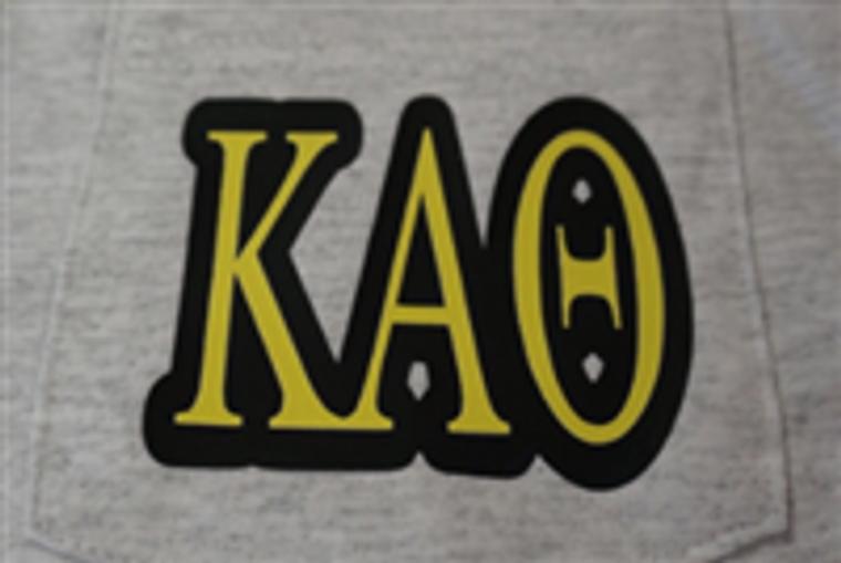 Kappa Alpha Theta Pocket T Shirt