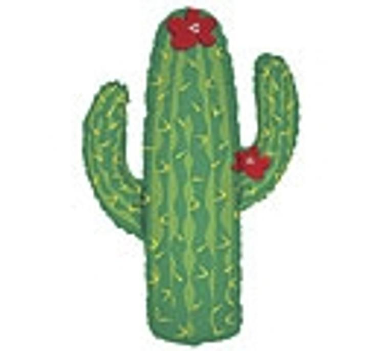 Cactus shape bouquet