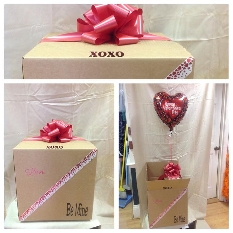 Valentine Surprise Box