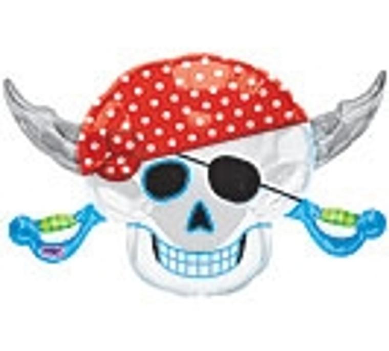 Pirate Skull Shape Bouquet