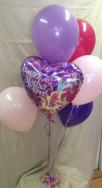 Mother's Day Classic Balloon Bouquet