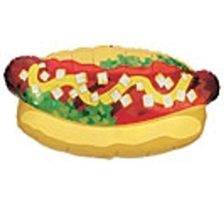 Hot Dog Shape Bouquet