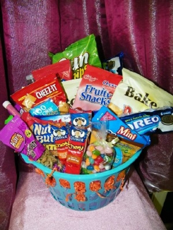 Super Snacker Basket