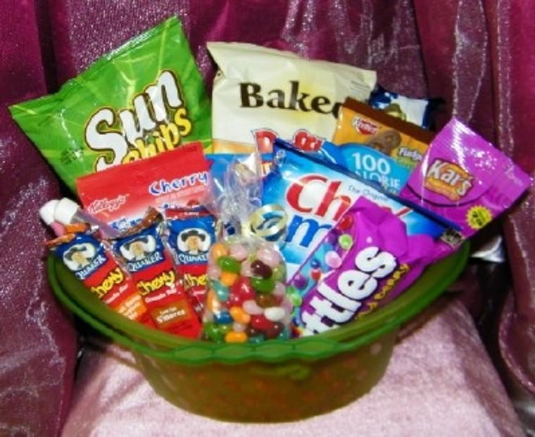 The Snack Basket