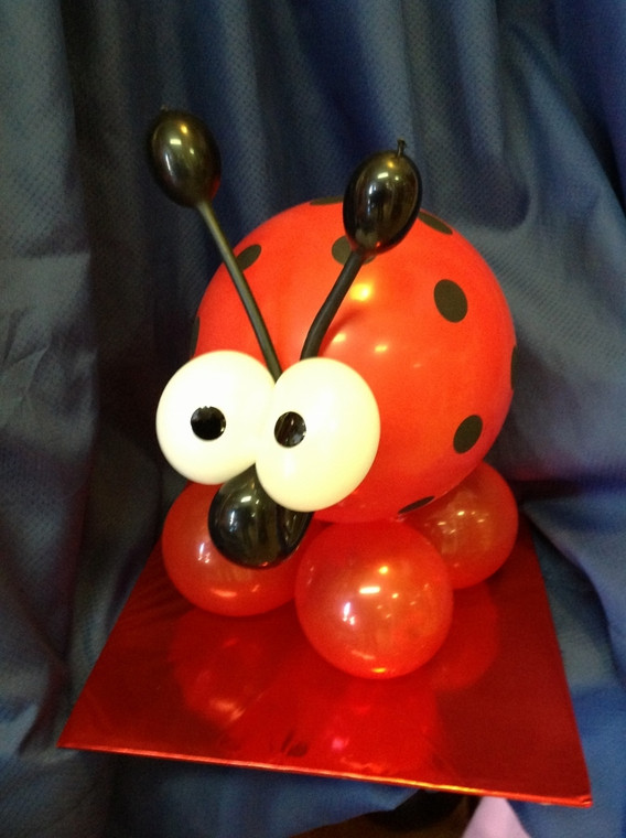 Lucky Ladybug bouquet