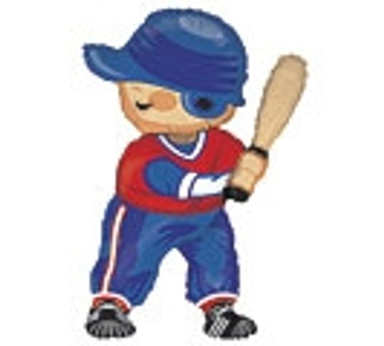 Baseball Boy Shape Bouquet