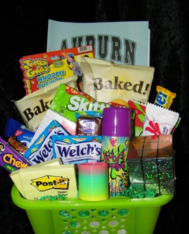 The Examinator Gift Basket