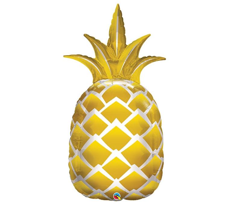 Golden Pineapple Shape Bouquet