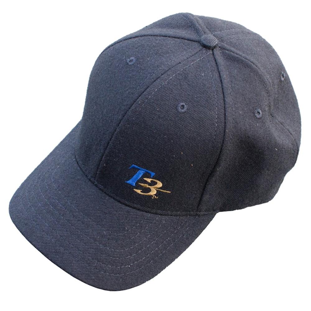 T3 Embroidered Hat FlexFit
