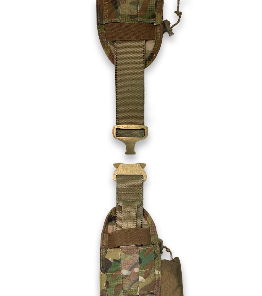 T3 Python Plate Carrier Suspension Kit