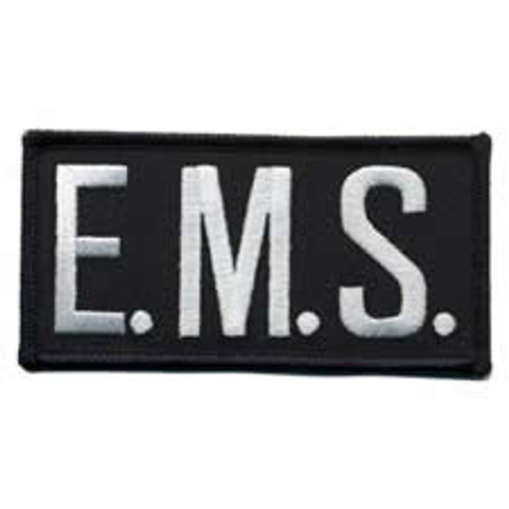 """EMS Front Patch 4x2"""""""
