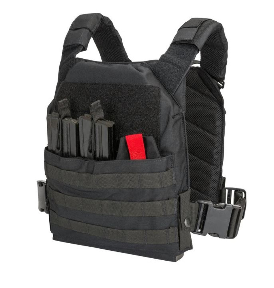 Active Shooter Response Plate Carrier WITHOUT Armor